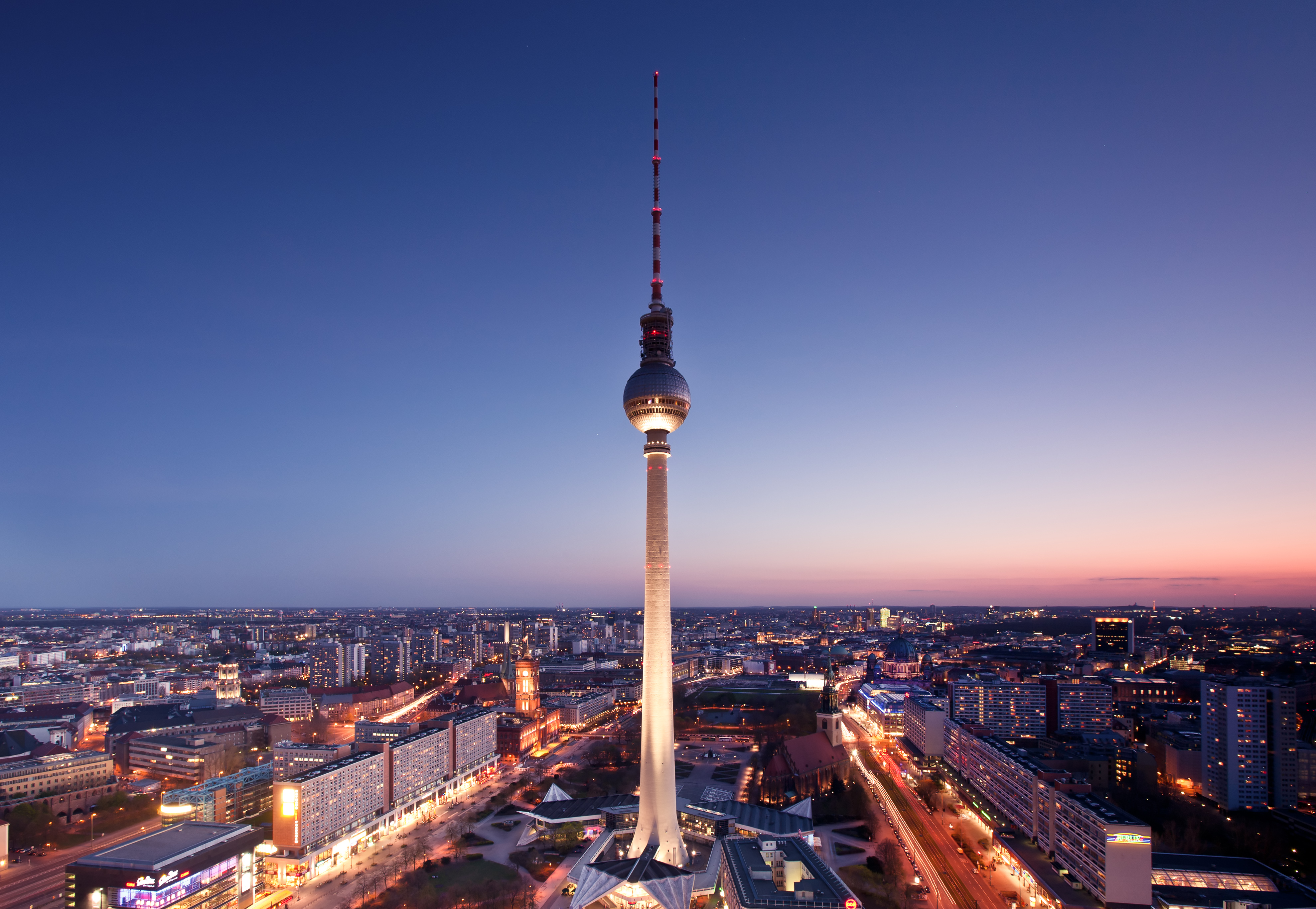 Silvester Hotel Berlin