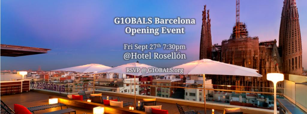g1obals in barcelona