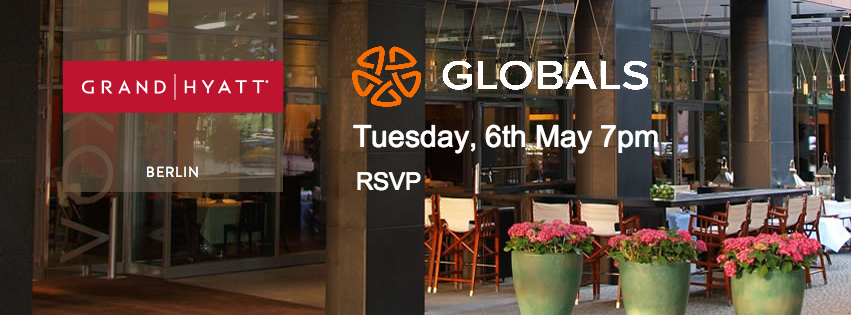 GLOBALS May Event at Grand Hyatt FB